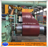 Vorgestrichene heißes BAD 55% Al-Zink Legierung beschichtete Stahlringe