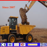 7.0ton Side Loader Dumper