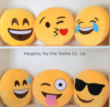2017 Hot Popular Peluche Emoji Oreillers
