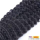 Волосы индейца девственницы человеческих волос Dyeable естественные черные Unprocessed