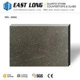 Comptoirs de pierre de quartz poli mousseux pour le commerce de gros Engineered dalles de pierre