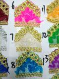 Qualitätsequins-Spitze-Farbband für Kleid