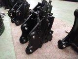 掘削機のためのラチェットの手動速いカプラーの高品質の掘削機の部品