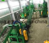 Intera trinciatrice della gomma di Qingdao/pneumatico usato che ricicla macchina da vendere
