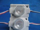 Módulo do diodo emissor de luz de Samsung do poder superior de SMD2835 1.5W DC12V para a caixa de Signe