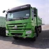 Sinotruk HOWO LHD 336/371HPのダンプトラックの使用されたトラック