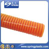 Пластичный гибкий шланг всасывания PVC для полива