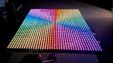 Decorazione LED Digital Dance Floor di cerimonia nuziale con controllo del PC