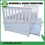 Chambre à coucher Mobilier de jour avec tiroir de lit en bois de pin