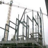 Structure en acier de construction de l'atelier de construction en usine avec la meilleure conception