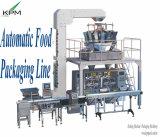 자동적인 식품 포장 기계 시스템