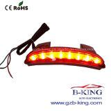 Indicatore luminoso tagliato della coda della barriera LED del cuscino ammortizzatore