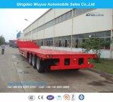 3 Bett-Sattelschlepper-oder Lowboy halb LKW-Schlussteil der Wellen-60 der Tonnen-13m niedriger