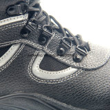 جاموس جلد تعدين فولاذ إصبع قدم أمان جزمة
