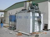 Escamas Industrial Maquina de Hielo con almacenamiento 10T (LT-10000W)