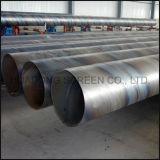 Galvanisiertes gewundenes Stahlrohr-geschweißtes Kohlenstoffstahl-Rohr