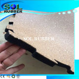Qualidade de alta resistência ao desgaste Ginásio Intertravamento do tapete do piso