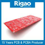 堅い赤PCBのプリント基板