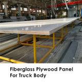 Painel da madeira compensada da fibra de vidro para o corpo do caminhão