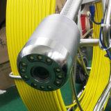 Construído no endoscópio industrial da serpente impermeável do CCD de 512Hz Sonde 50mm câmera impermeável da inspeção do encanamento de 60m a de 120m