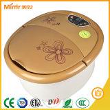 熱い販売の良質の泡酸素のフィートの浴室のマッサージャーの携帯用ハンドル