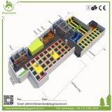 卸売価格のセリウムの承認の安全で大きい屋内トランポリン公園