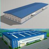 200~10000 Pakhuis van de Structuur van het Staal van vierkante Meters het Lichte