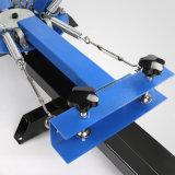 Máquina de impressão da tela da imprensa da estação da cor 2 de Vevor 4