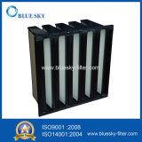 暖房の換気および空気調節のためのコンパクトで堅いフィルター