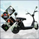 [1000و] سمين إطار العجلة [هرلي] محاكية [سكوتر] كهربائيّة درّاجة كهربائيّة
