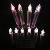 New Flameless Christmas Tree LED Candle Light