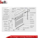 Portello ad alta velocità resistente industriale dell'otturatore del rullo del vento elettrico