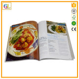 Stampa del libro del cuoco del coperchio molle (OEM-GL033)