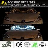 12V 자동 차 Toyota Prius를 위한 실내 돔 독서 LED 룸 빛 램프 30의 시리즈