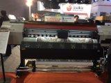 El mejor rendimiento Xaar1201 Impresora digital por sublimación con 1,8 m de ancho de impresión