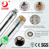 4 des Zoll-380V Wasser-elektrischer Bohrloch-Wasser-Pumpen-Motor der Ölkühlung-China