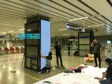 세륨, RoHS를 가진 타이란드 지하철을%s 최고 사각 발광 다이오드 표시 프로젝트