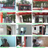 Heißes Panel-entfernbares vorfabriziertes Landhaus des Verkaufs-gebrauchsfertiges Stahl-ENV