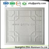Mattonelle di alluminio dirette del soffitto della fabbrica per l'edificio per uffici