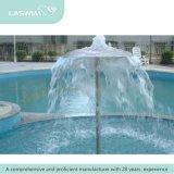 Gicleur de cascade à écriture ligne par ligne pour la piscine