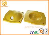 Espárrago solar plástico del camino de los ojos de gato del amarillo del mercado de Suramérica