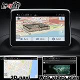 Navegação Android do carro para o jogo Stor WiFi BT Mirrorlink HD 1080P da navegação do toque do melhoramento Cx-3 de Mazda 2
