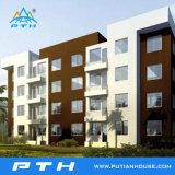 조립식 모듈 고급 호텔 건물로 가벼운 강철 집