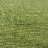 Baumwolle und Polyster Mischungs-Leinensofa-Gewebe