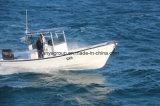 Liya 25feet Sport-Bewegungsboots-Sportzentrum-Konsolen-Fischerboot