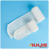 Atadura a mais barata cirúrgica do Crepe do algodão de Confortable