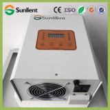 инвертор волны синуса 24V500W LCD высокочастотный чисто солнечный