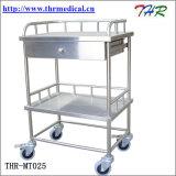 Tratamento de Aço Inoxidável médica Carrinho (THR-MT241)