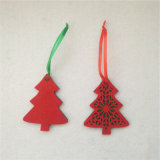Cheaper Felt Keychain Accessory Felt Hanging Balls Felt Ornaments