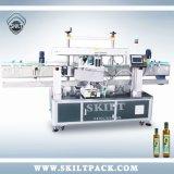 De voor AchterMachine van de Etikettering van de Sticker van de Fles van het Glas